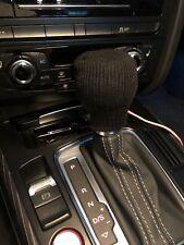 Shift Knob Sock - Audi A3 A4 A5 A6 RS6 S6 S3 S4 for s Tronic Shifter