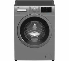 BEKO WEX740430S Bluetooth 7kg 1400 Spin Washing Machine Quick Wash Silver Currys