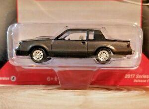 Racing Champions Mint 1986 Buick Regal T-Type 1:64 Diecast Car VerA R1 #5