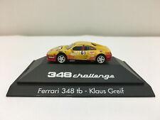 Herpa 181303 Spur H0 Ferrari 348 tb Klaus Greif