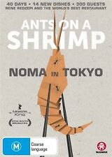 Ants on a Shrimp: Noma in Tokyo - Noma NEW R4 DVD
