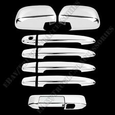 FOR TOYOTA TACOMA 2005-2010 CHROME MIRROR,4 DOOR HANDLE & TAILGATE COVER