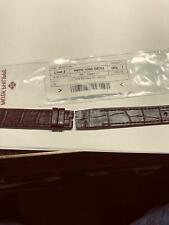 PATEK-PHILIPPE NEW 126  MATT CHOC BROWN BAND H-970.1000.GEN3   NO RESERVE