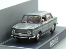 Norev Simca 1000 GLS, 1968, grau met. - 571092 - 1:87