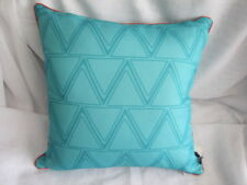 Gorgeous Seafoam 'Splash' OUTDOOR Cushion Cover ZAAB Homewares REFRESH SUMMER
