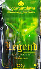 Ceylon Tea 200g Bogawantalawa Legend Golden Valley BOPF Loose Tea
