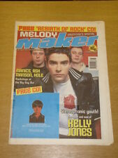MELODY MAKER 1999 FEB 13 STEREOPHONICS MANICS ASH HOLE