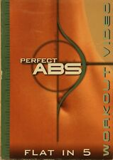 Perfect Abs Flat in 5 Fitness Workout exercise core Dvd Heinz Altieri midsection