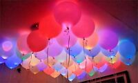 LED balloons 48 pack light up balloons PERFECT PARTY decoration wedding birthday