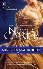 Mistress by Midnight by Nicola Cornick (2010) New !