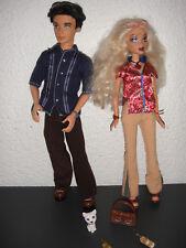 Mattel My Scene My Scene CRUISIN' IN MY RIDE Gift Set Ellis and Barbie / Kennedy