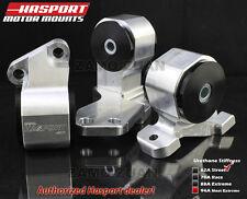Hasport Mounts 88-91 Honda Civic/CRX Engine Mount Kit for B Series EFB2-62A