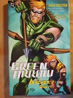 Green Arrow v3 Archer's Quest readable condition
