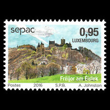 """Luxembourg 2016 - SEPAC Issue """"The Four Seasons"""" Nature - MNH"""