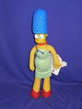 "Marge Simpson Cloth/Vinyl Doll 12"" Burger King 1990"