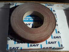 25MM X 25MT ABRASIVE CLOTH FLEXI BACKED ROLL 320 GRIT