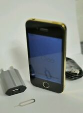 Luxus Apple iPhone 4S 16GB VIP Gold Schwarz OVP Neu iOS 9.3.5