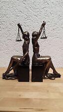 Dekofiguren aus Bronze mit Menschen- & Personen