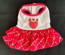 Build-A-Bear Promise Pets Paw Print Dress **EXCELLENT CONDITION**