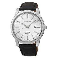 Seiko SGEH17P1 Men's Watch Horloge Montre / Sapphire Crystal / 100M Water Resist