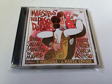 "CD ""MAESTROS DEL PASODOBLE"" CD 18 TRACKS COMO NUEVO MARQUINA MARTIN DOMINGO"