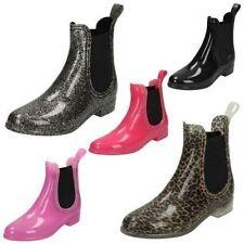 Chaussures à enfiler en caoutchouc pour fille de 2 à 16 ans