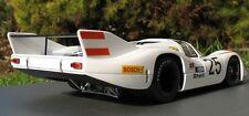 Porsche GT 1 911 Exotic Sport Car Race Concept Vintage 18 Carrera Carousel White