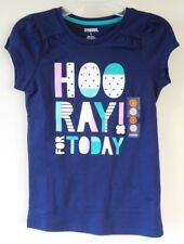 New Gymboree Hop-N-Roll HooRay For Today Top Girl's Size 7