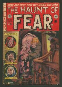Haunt of Fear #20, Aug. 1953