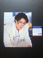 Hugh Grant Rare! signed autographed 8x10 Photo PSA/DNA coa