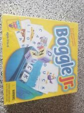 New listing Boggle Jr. Preschool Learning Game Toy