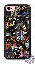 Halloween Scary Movie Poster Villains - A3 Design Phone Case for iPhone etc