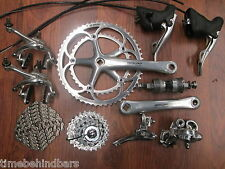 CAMPAGNOLO CHORUS 172.5 53/39 GROUP COMPLETE BUILD KIT 10 SPEED DOUBLE GRUPPO