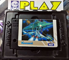 GRADIUS NEMESIS CARTUCHO JAPAN KONAMI MSX RC742 1986 ENVIO AGENCIA 24H