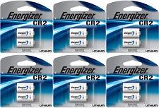 12 Energizer CR2 EL1CR2 3 Volt Lithium Photo Batteries (6x2 Packs)  Exp. 2028
