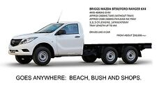 Six Wheeler Ford, Mazda, Isuzu, Toyota 6x4 to your specs GVM increase.