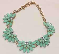 Fashion Women Jewelry Gold Chain Pendant Chocker Bib Nexklace