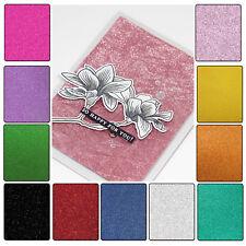 10pcs Glitter Paper Card Sparkling Paper DIY Wedding Craft Party Invites Décor