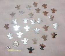 Wedding Table Scatters Foil Confetti Cute Angel - Silver BUY 1 GET 1 FREE