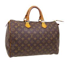 Louis Vuitton Speedy 35 Main Sac SP0948 Main Monogramme Toile M41524 31317