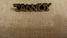 Quality  audio grade vintage  speaker cloth fabric for TANNOY Chatsworth