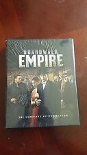 Boardwalk Empire: The Complete Second Season (Blu-ray Disc, 2014, 5-Disc Set)