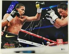 FELIX VERDEJO Signed 11x14 Photo Auto El Diamante Boxer (A)~ Beckett BAS COA
