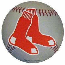 Boston Red Sox Baseball Magnet - 3 Inches [NEW] MLB Auto Truck Car Sticker