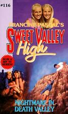 Nightmare in Death Valley (Sweet Valley High) by Francine Pascal
