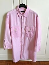 DSQUARED2 Camicia Manica 3/4 Shirt 3/4 sleeve Size: 54