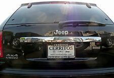 JEEP GRAND CHEROKEE 2005-2010 TFP CHROME ABS TAILGATE HANDLE COVER