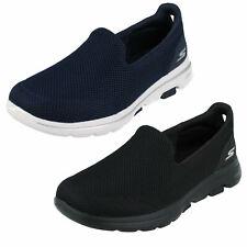 Ladies Skechers Slip On Trainers - Go Walk 5 - 15901