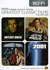 TCM Greatest Classic Films Collection: Sci-Fi [2 Dis DVD Region 1