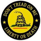 Don't Tread On Me Decal Sticker Laptop Car Window Stickers Gadsden Flag 2nd Guns